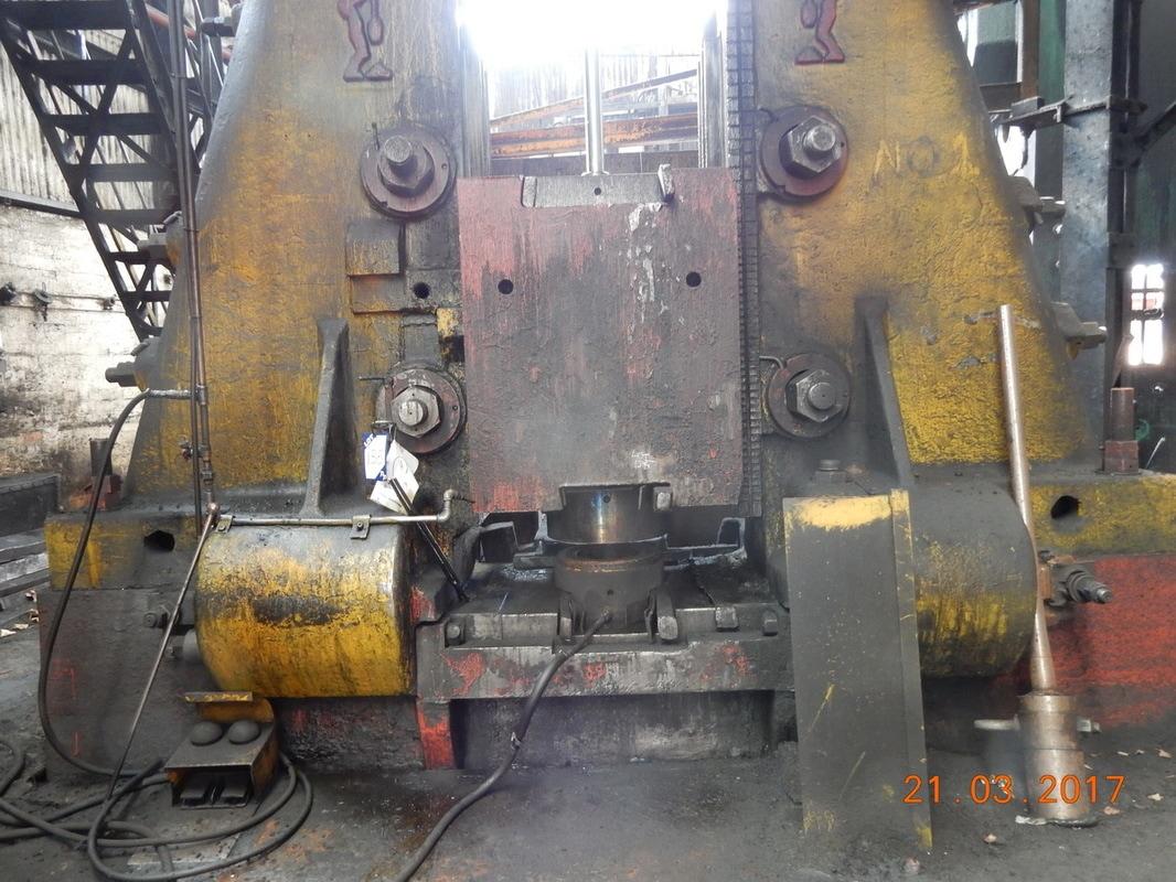 Hydraulic forging hammer Lasco KH 800 8 ton