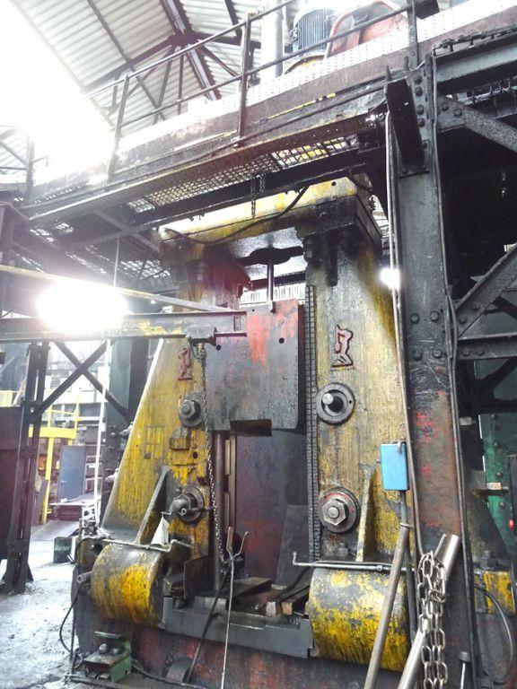 Hydraulic forging hammer Lasco KH 600 5 ton