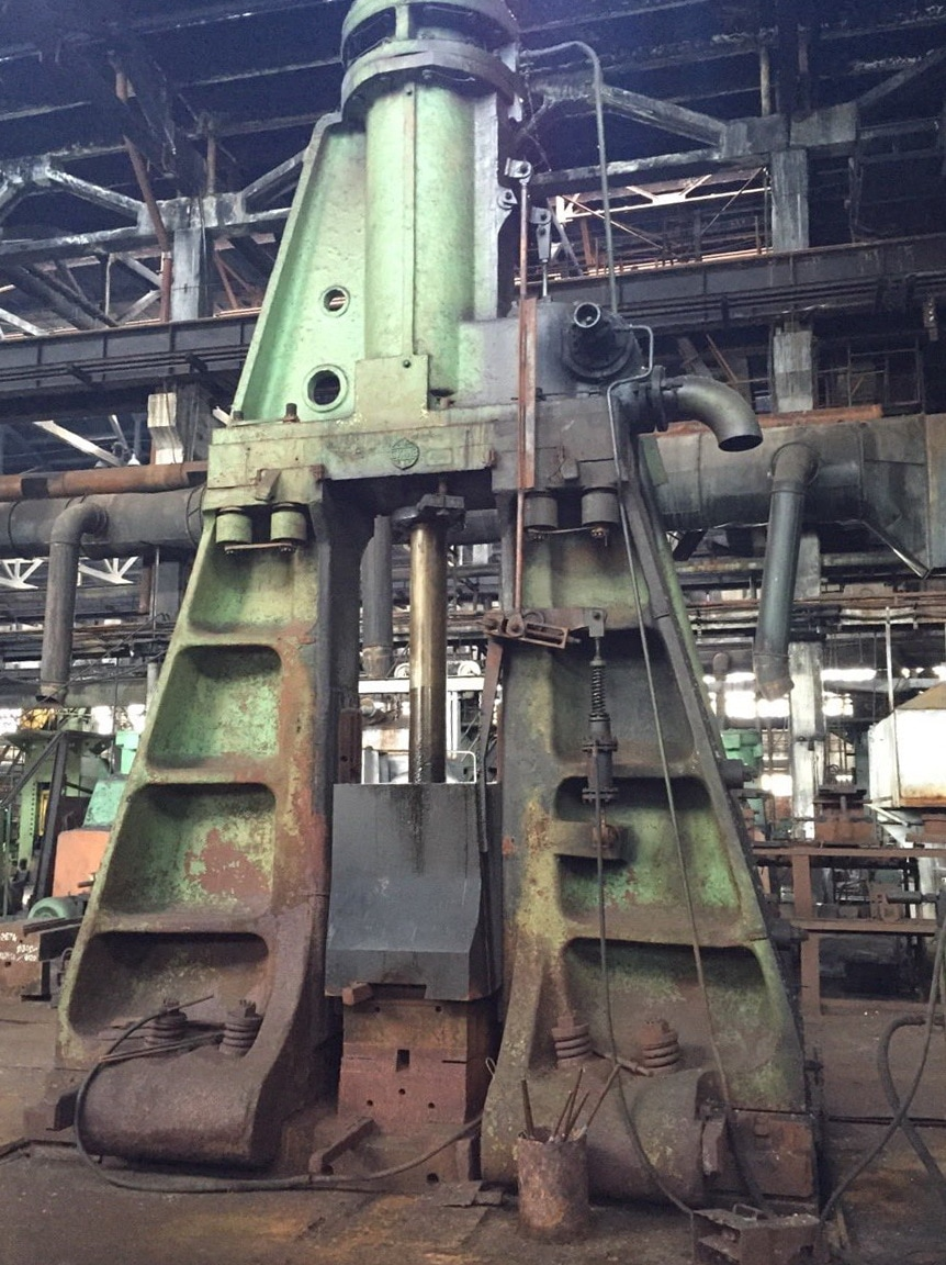 Steam-air forging hammer KRAMATORSK MA2147 5 ton