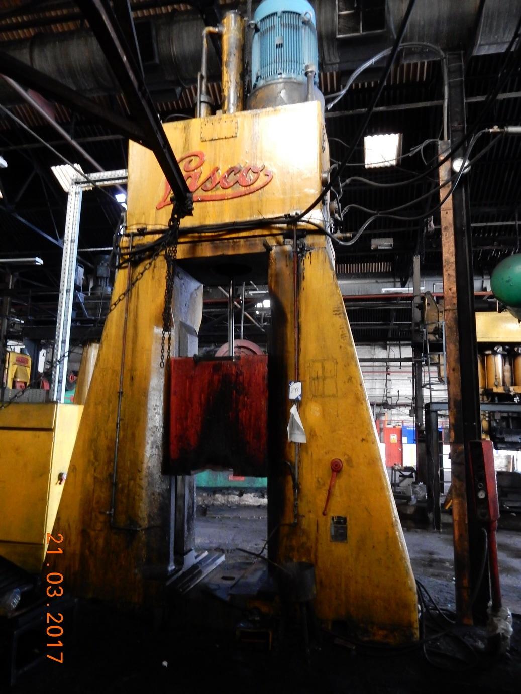 Hydraulic forging hammer Lasco KH 500 4 ton