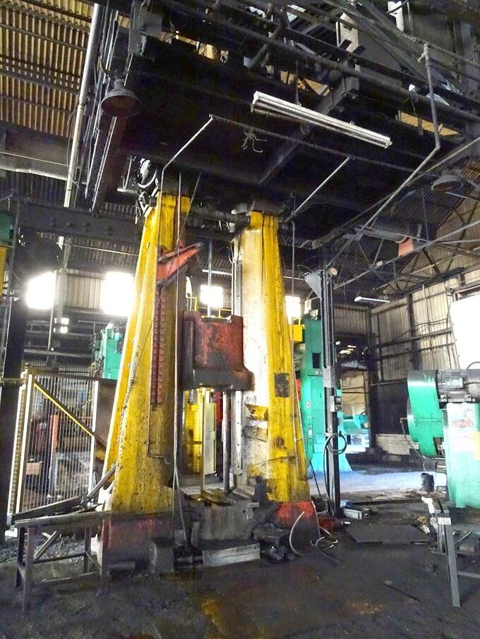 Hydraulic forging hammer Lasco KH 315 3 ton