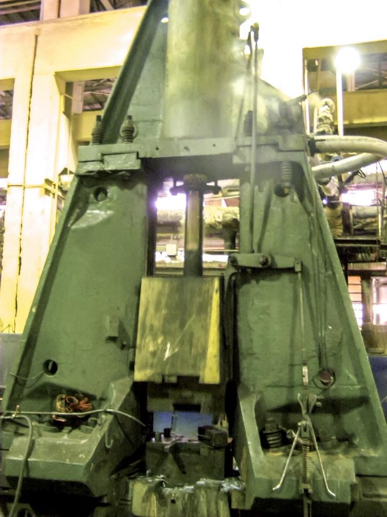 Forging hammer M2145 3150 kg