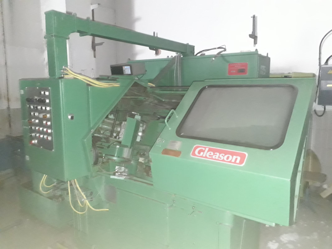 Gear machine GLEASON 545
