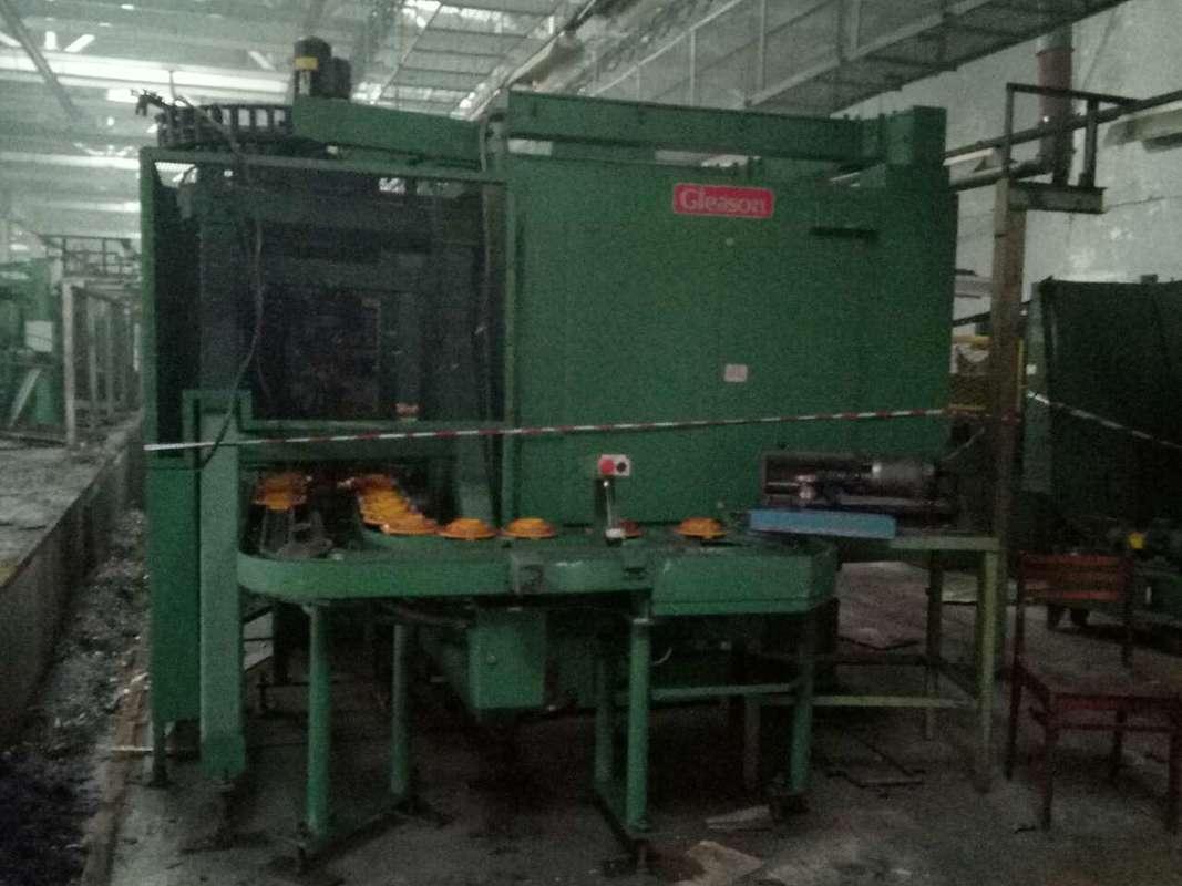 CNC generator Gleason No. 2010
