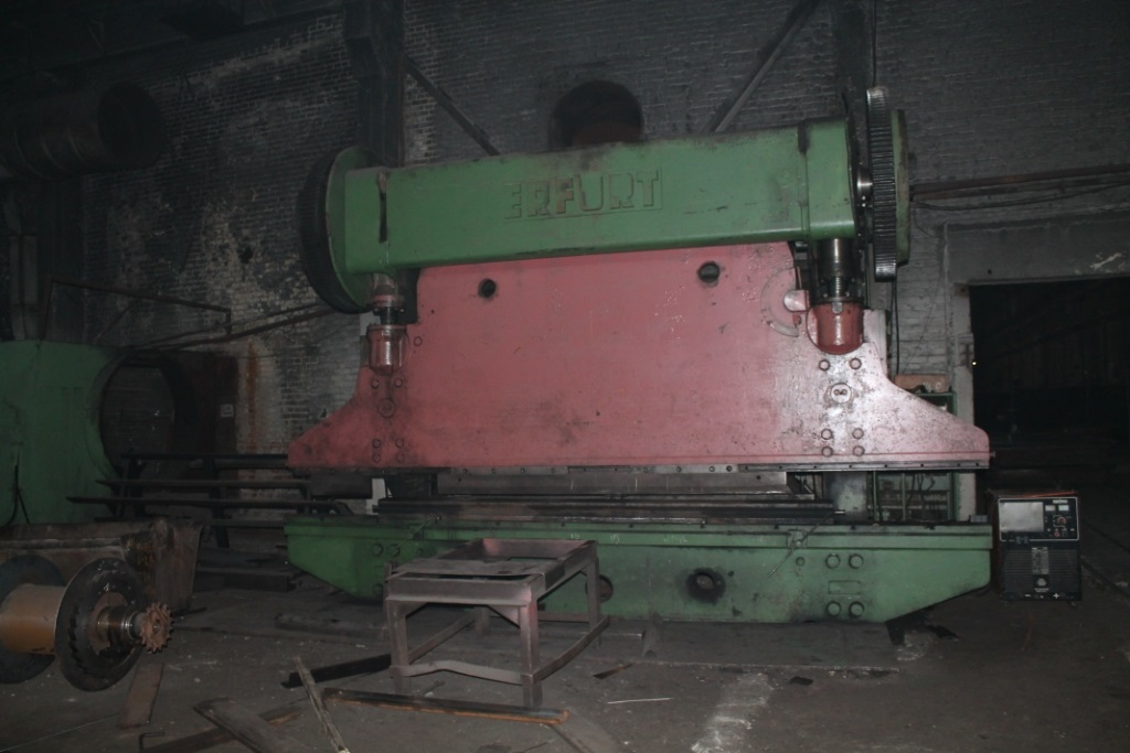 Press Brake Erfurt PKXA 250