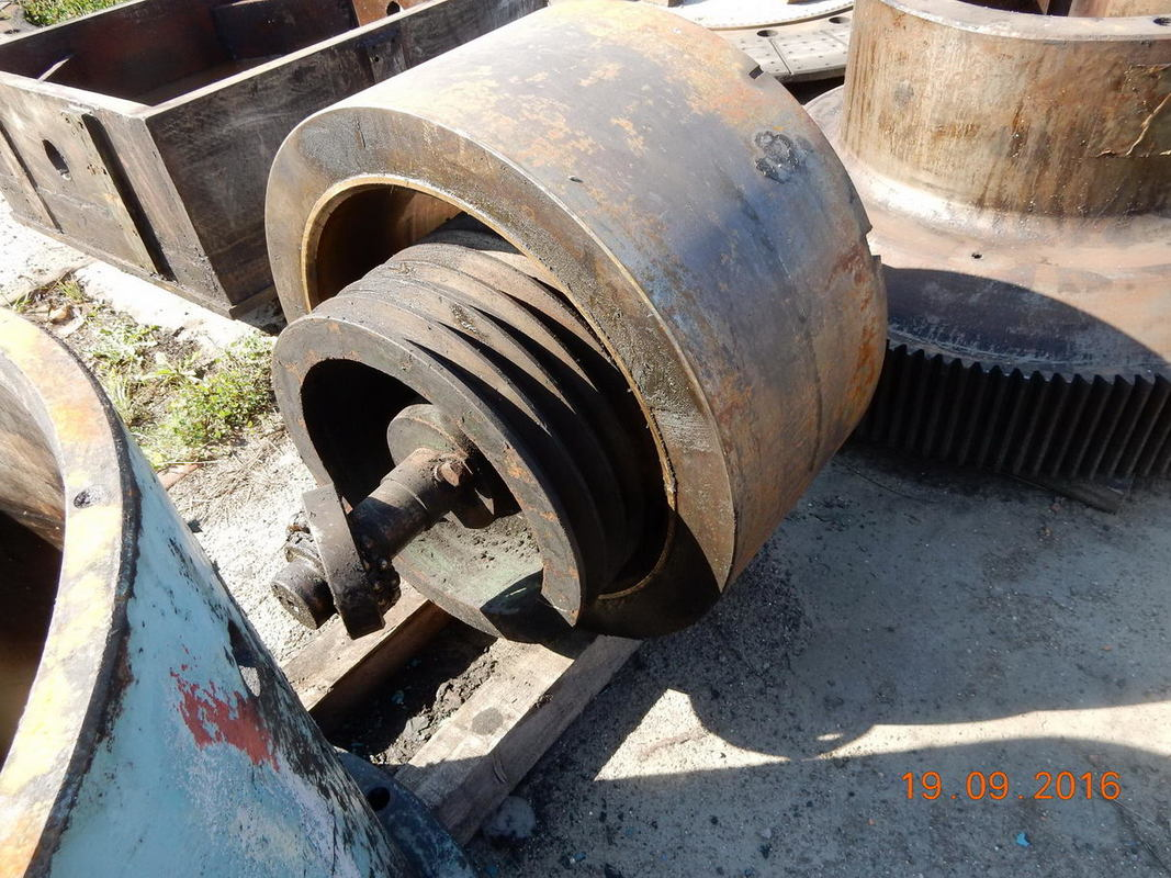Main motor small pulley for Smeral LZK 4000