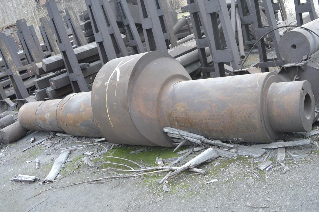 Crankshaft for KRAMATORSK 4000t
