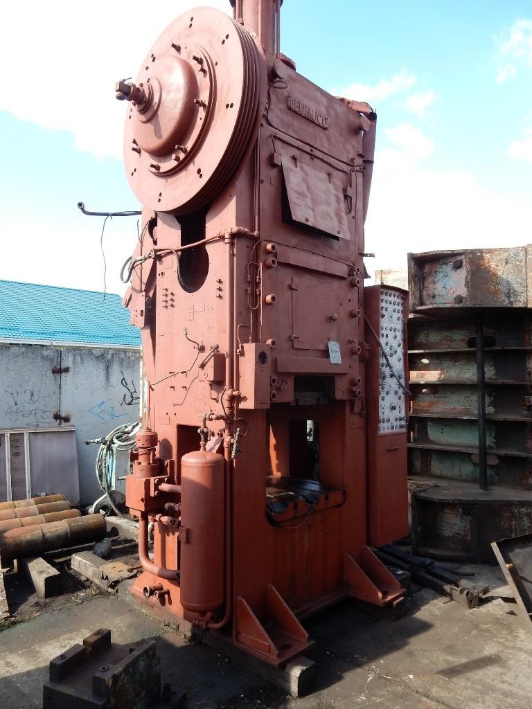 Press Eumuco AEP 25 250 ton