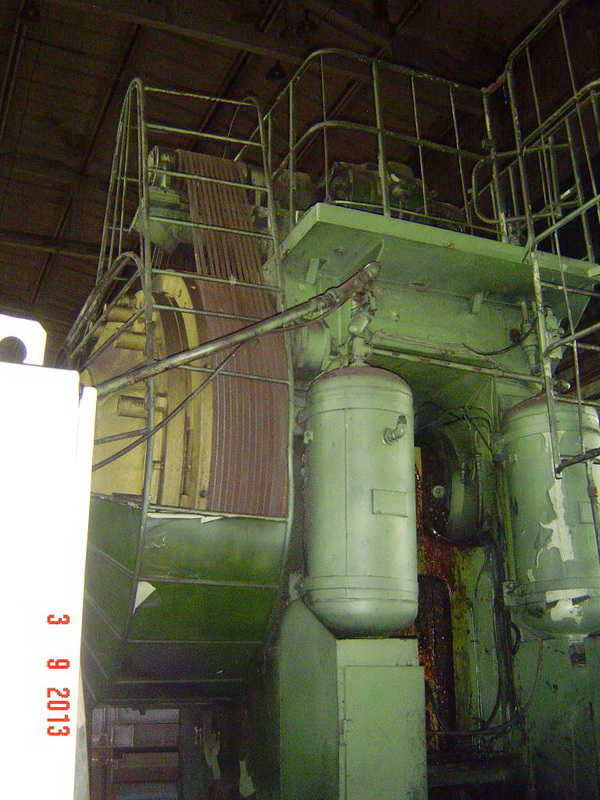 Hot forging press VORONEZH K04.019.840 (KB 8040) 1000T