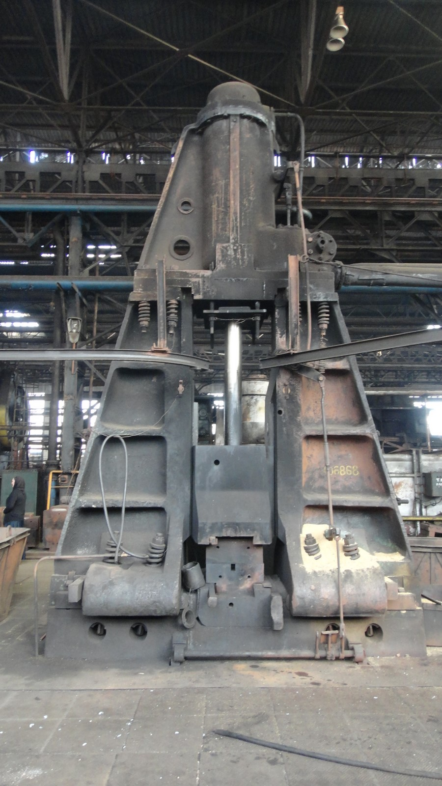 Hammer Voronezh M2147 5000 ton for Special offers