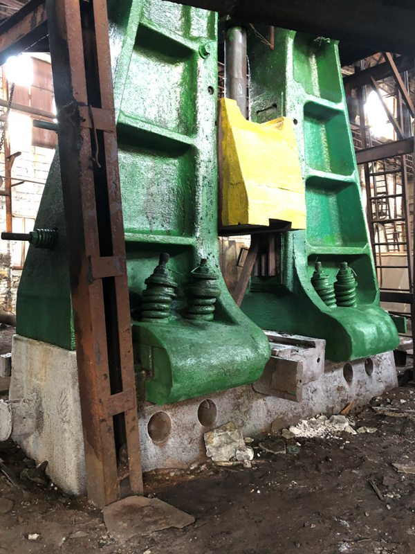 Forging hammer Kramatorsk 17KP 5 ton