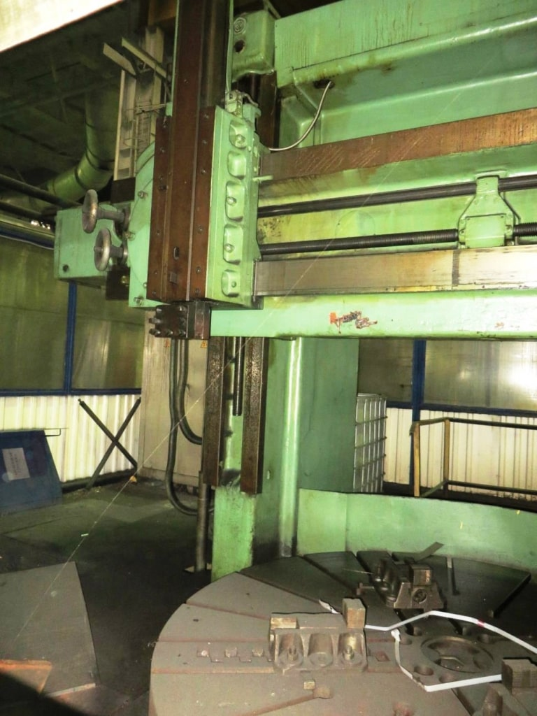 Vertical Turning and Boring Machine 1525
