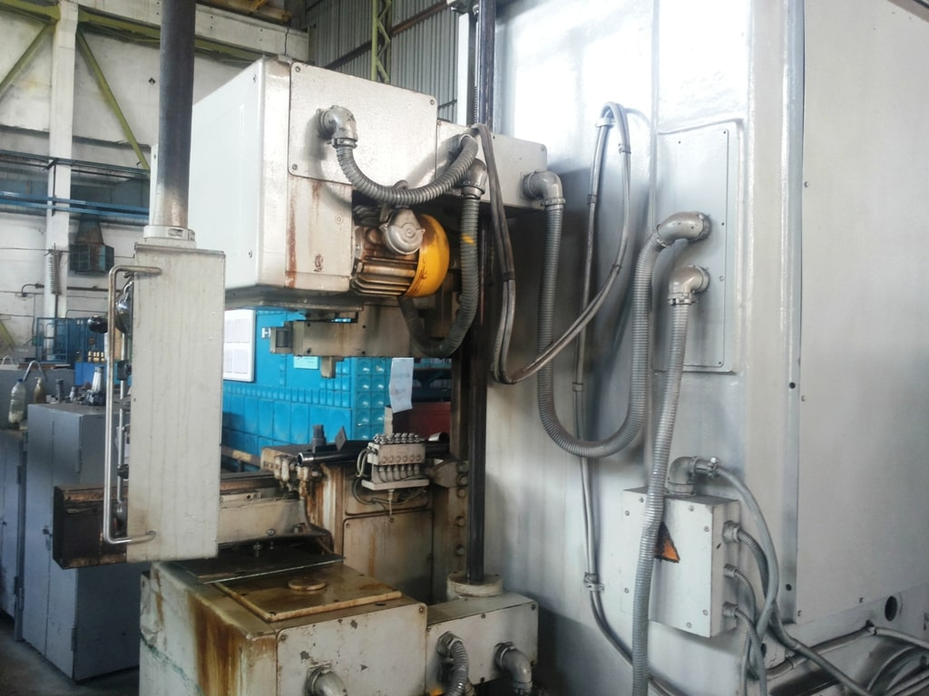 Vertical turning and boring machine SEDIN 1516F1