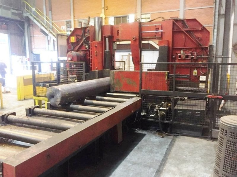 Full Automatic band saw Amada H 1080