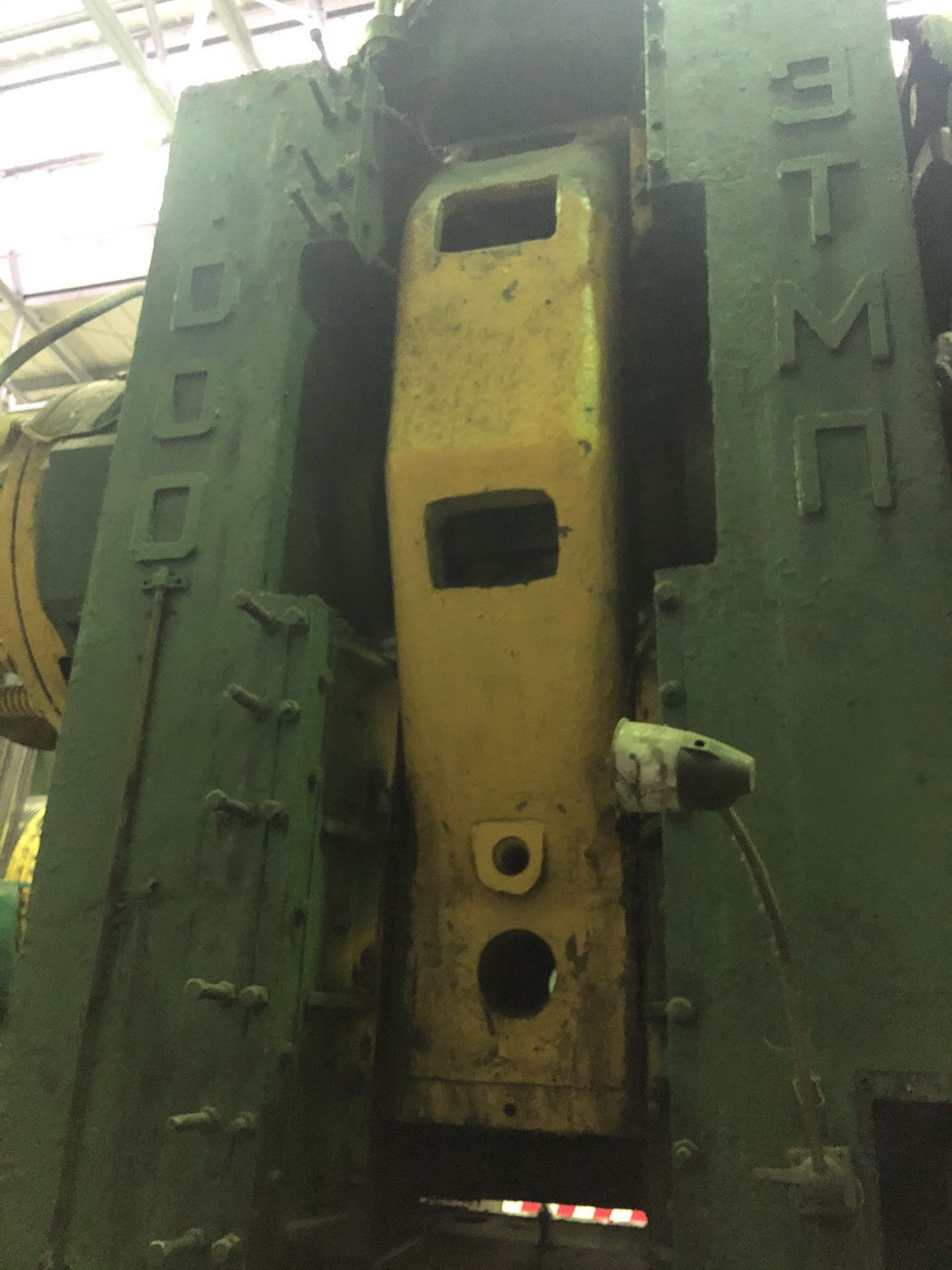 Hot forging press VORONEZH K8540 1000t