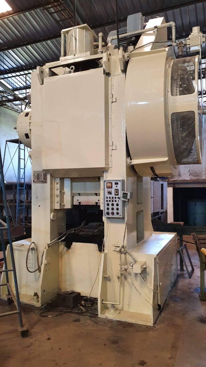 Hot forging press JING DUANN FP-600